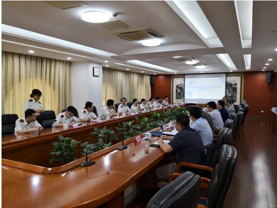 """东方口岸公司""""南昌综合保税区工单式核销系统""""顺利通过验收"""
